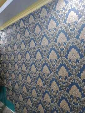 Wallpaper dinding bjm sepulh