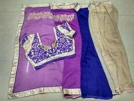 Very beautiful Designer Sarees