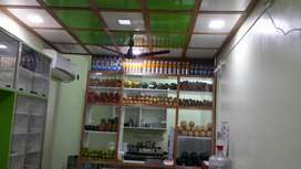 A perfect place for juice shop.ice cream parlor  additional chat shop