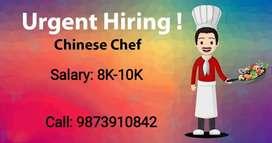 Indian, Tandoor, Chinese Helper/Chef, UT boy For Restaurant