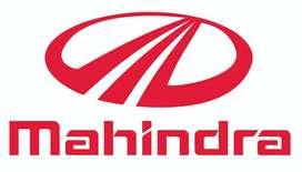 Urgent hairing in Mahindra motars company