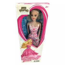 Boneka Barbie Wonderfull Girls ( No : 19991- 4 )