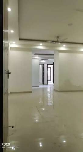 3bhk a luxury flat available for rent near saket metro station