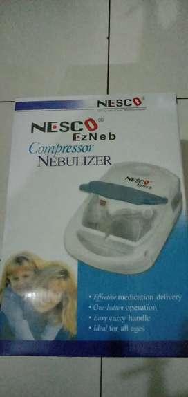 Nebulizer Compressor Nesco Ezneb