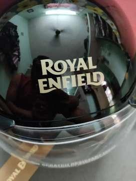 Royal Enfield Original Helmet Black