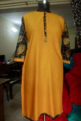 Jaipuri print kurti