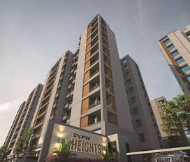 2BHK LUXURIOUS FLAT -SALE- WAGHODIA ROAD- SHYAMAL HEIGHTS