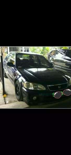 Honda city Z 2002
