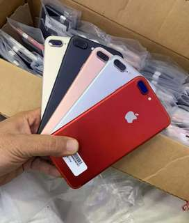 iphone 7 plus 128gb pta approved only set cherger
