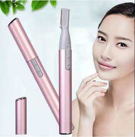 Mini Portable Eyebrow Trimmer and Hair Remover