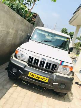 Bolero plus (8+1), vehicleis is in village Ranwan, malerkotla