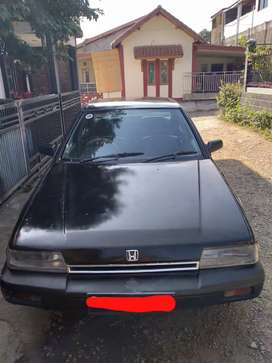 Honda Accord Prestige 1987 Dijual Cepat BU
