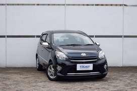 Toyota Agya 1.0 G AT (Free Service & Kualitas Terbaik)