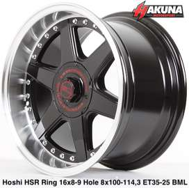 PELEK RACING HSR HOSIR16X75/8,5 BUAT YARIS SIRION DLL
