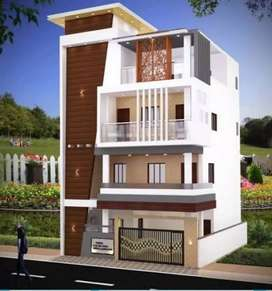 Individual Group House, Near by BRTS Road, Purushothapuram