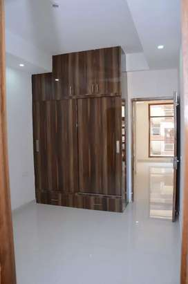 5 marla brand new 1st floor b-road facing park for sale sector 22 b
