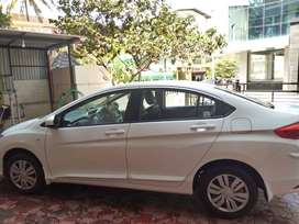Honda City car 2015 model