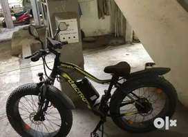 New condition my bicycle electronic system