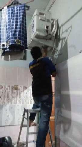 Perbaikan AC bermasalah Surabaya