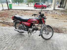 YAHAMA DHOOM 2013-A 100% CONDITION 60 PER LITER MILEAGE