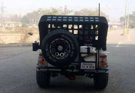 Open willys jeep hardeep punjab works modifider