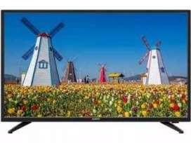"40"" smart led tv new box pack warranty 1yr"