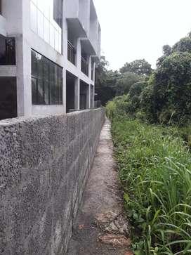 New luxury flat near railway over bridge Angadipuram