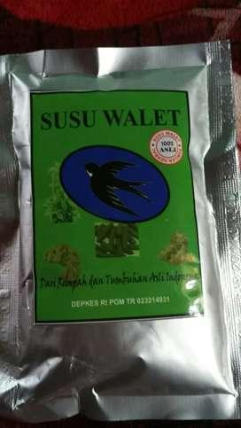 Susu walet 150gram original
