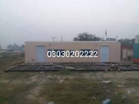 living container/mobile washrooms/prefab cabins