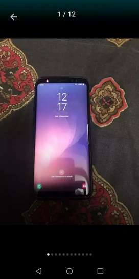 Samsung galaxy s8 FD model.10/10 condition maple gold