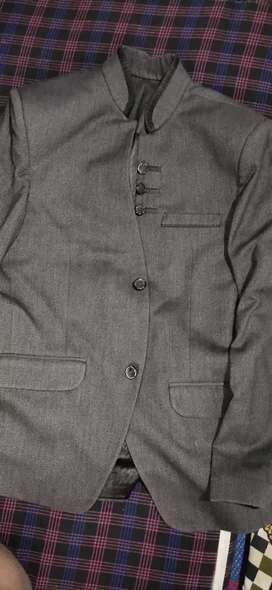 Grey Blazer New Condition