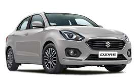 28,000 monthly rent purpose swift desire nee car