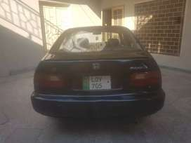Honda civic best condition for sale