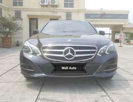 Mercedez Benz E 250 AT 2013 Hitam