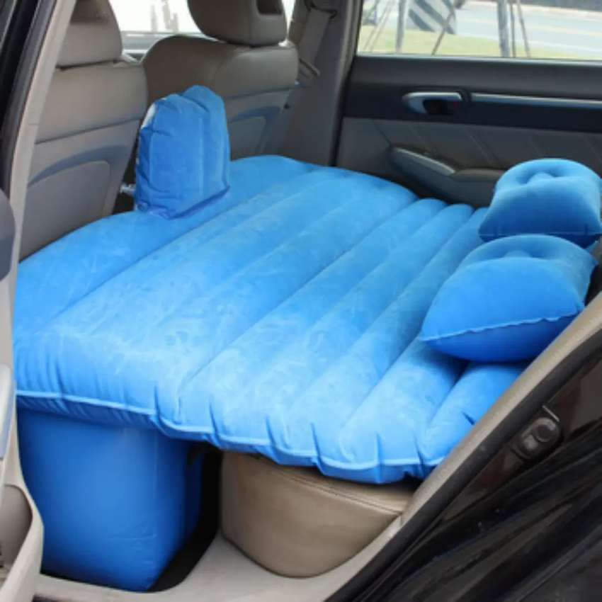 Car Travel Inflatable Matters Air Bed 0