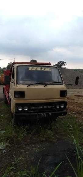 Dumptruck Mitsubishi FE 114 th 1997
