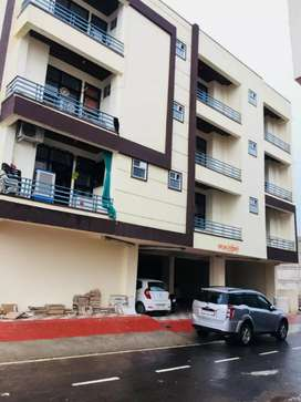 2 BHK BIG SIZE FLAT FRONT FACING BALCONEY FLAT FOR SALE