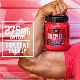 No explode pre work out 60 serving