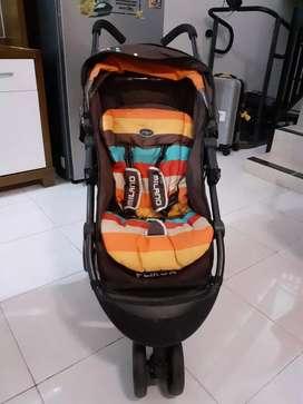Bismillah, dijual stroller