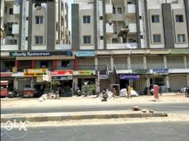 30 Meter Vasna Bhayali Road First Floor Shop carpet Area 1655 sq.ft.