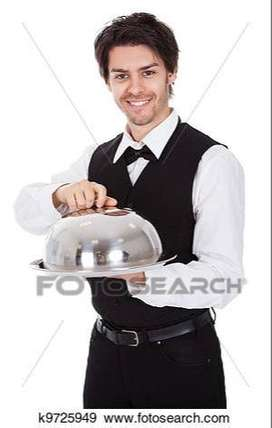 Looking for catering boys