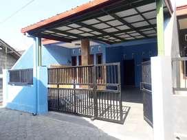 Rumah New Di Jl Kaliurang Dekat UII