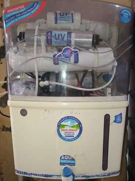 Aqua grand(plus) , RO + UV + TDS  aqua natural water purifier