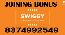 GET DAILY INCENTIVES & INCOME FROM SWIGGY DELIVERY JOB/SPOT JOINING