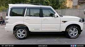 Mahindra Scorpio 2018 Diesel Well Maintained