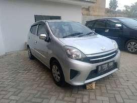 Toyota Agya 1.0E AT 2014 (harga lelang)