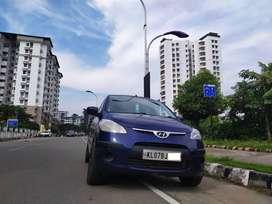 Hyundai I10 Sportz 1.2 Automatic, 2008, Petrol
