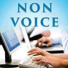 Hiring for Non voice process