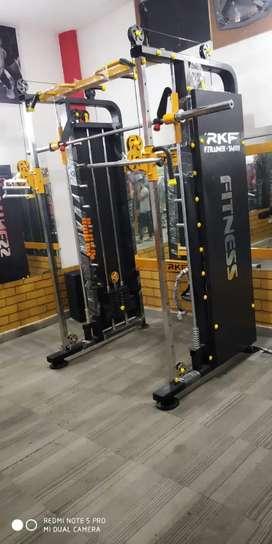 Gym new branded setup for sale ( manufacturer)