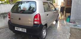 Sale  my alto car